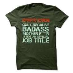Funny T shirt for Automotive Technician T-Shirts, Hoodies, Sweatshirts, Tee Shirts (23.5$ ==> Shopping Now!)