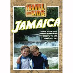 Travel With Kids: Jamaica  DVD $14.95