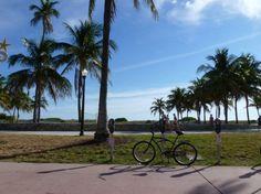 Ocean Drive Miami Florida