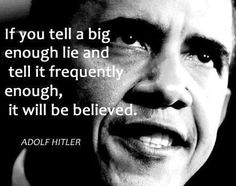 The No-/Low-Informed...We are in the very first stages of the propaganda and brainwashing tactics that were used by the Nazis. SO many lost their lives, due to ONE MAN! IT CAN HAPPEN!