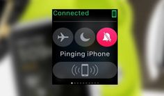 Find misplaced #iPhone using #AppleWatch pinging or lighting up iPhone flash. We have listed three methods to locate stolen/lost/misplaced iPhone.