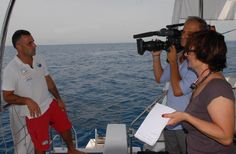 Ulisse (Rai): il piacere della scoperta dei delfini di Taranto