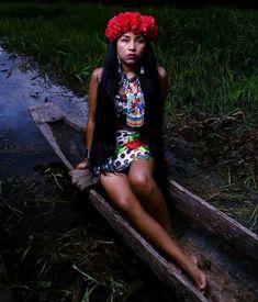 Embera Culture, Panamá 🇵🇦 Fuente: kua_fuu