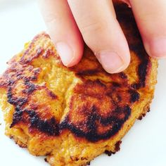 Glutenfri lækre pandekager med sød kartoffel og æg. Steak, Pork, Velvet, Pork Roulade, Pigs, Steaks, Pork Chops, Beef