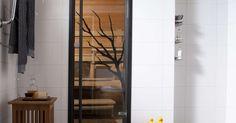 Kun huolella suunnitellun kotikylpylän tyyli, kalusteet ja kaakelit on valittu, muista käyttää aikaa myös saunanoven valintaan. Koska saunanovi on niin suuressa roolissa kylpyhuoneessa, kannattaa siihen myös panostaa.