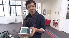 Encore étudiant, il a inventé un petit bijou de technologie Design Inspiration
