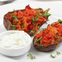 Stuffed Aubergines - NDTV
