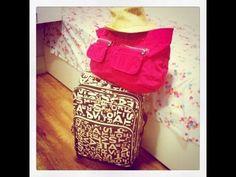 Dicas de como planeja sua mala para viagem! #dicas #dicadodia #dicasparaviagens #mala #arrumação #viajar #segurança