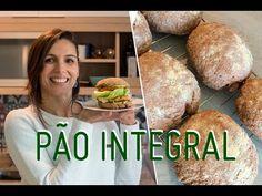 Após a maionese de abacate, hoje ensino como fazer um pão integral delicioso para teu hambúrguer. Seguindo o passo a passo tu vais aprender uma receita super...
