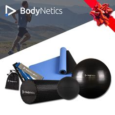 GIFT FOR RUNNER BodyNetics Body Support Pack Birthday / Christmass Gifts For Runners, Jogging, Injury Prevention, Fitness, Best Gifts, Packing, Training, Ebay, Sport