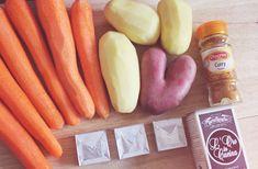 Kiri, Le Curry, C'est Bon, Lyon, Sausage, Vegetables, Lifestyle, Recipes