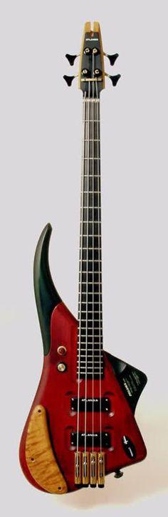 Atlansia Pegasus Bass-Zach