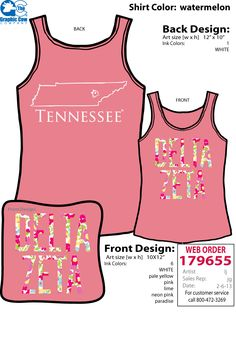 DZ State Tanks U. of Tennessee