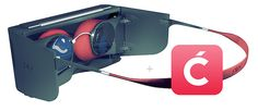 A new project promises to turn your iPhone into a VR headset