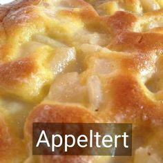 Kos is oppie Tafel Tart Recipes, Apple Recipes, My Recipes, Baking Recipes, Recipies, Braai Recipes, South African Desserts, South African Recipes, Kos