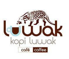 Kopi Luwak coffee logo