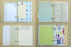 So cute, oh! My Travel Mini Album kit (on Etsy: www.etsy.com/....