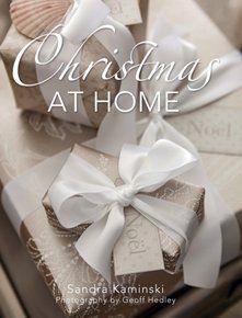Book - Sandra Kaminski - Christmas at Home $60 plus postage from NZ