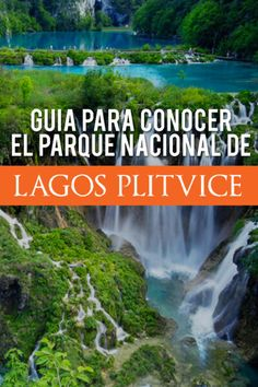 Guía para visitar el Parque Nacional de los Lagos de Plitvice Dubrovnik, Thing 1, Krakow, Fun, Lakes, Zip Lining, Time Travel, Elopements, Hilarious