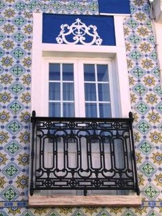 Sousel traditional window #Portugal