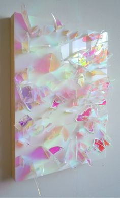 Artist Interview: ZANE LEWIS AND HIS SHATTER PAINTINGS - Beautiful/Decay Artist & Design