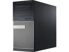 Dell OptiPlex 7020 Mini Tower Desktop PC Core i3-4160, 4GB, 500GB, Win 7+8 Pro