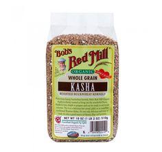 Organic Kasha