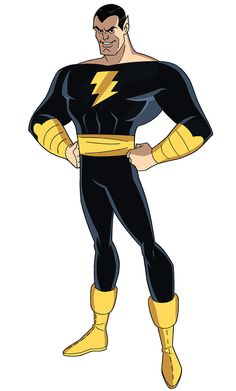 geek culture Justice League DCAU Roll Call - Black Adam by TimLevins Original Captain Marvel, Captain Marvel Shazam, Shazam Dc Comics, Arte Dc Comics, Marvel Dc, Black Adam, Justice League Unlimited, Batman The Animated Series, Dc Comics Characters