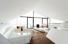 Interior design for House H in Hallwang, Austria by Smartvoll Architekten ZT KG