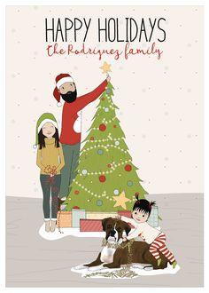 Family Christmas Cards, Christmas Photos, Holiday Cards, Christmas Ornaments, Holiday Decor, New Pins, Happy Holidays, Connect, Portraits