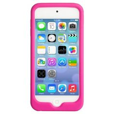 Agent18 iPod Touch 5 Case - Stripevest, Pink/Blue