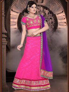 Buy Designer Lehengas for Women,Wedding Lehengas,Lehenga Choli in India. Huge range of Women Lehengas at Kalazone Silkmill