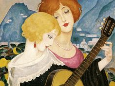 Chic and wildly erotic, Lili Elbe's wife, artist Gerda Wegener, helped provide an inspirational vision for The Danish Girl.