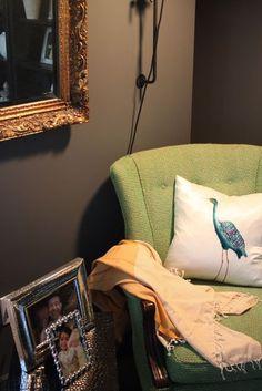 Bird Pillow from West Elm