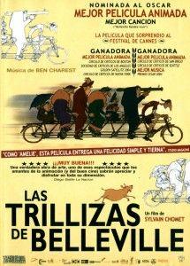 """Ciclo Ciclante 30 días en bici """"Las Trillizas de Belleville"""" - 30 Días en Bici Gijón"""