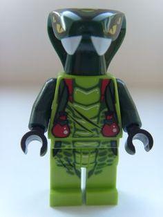 Spitta Ninjago LEGO Minifigure