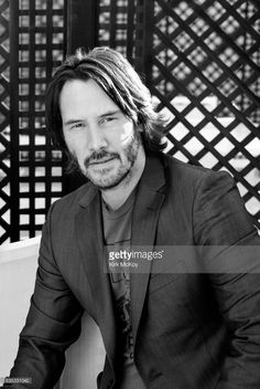 Actor Keanu Reeves is photographed for Los Angeles Times on January 27, 2017 in Los Angeles, California. PUBLISHED IMAGE.