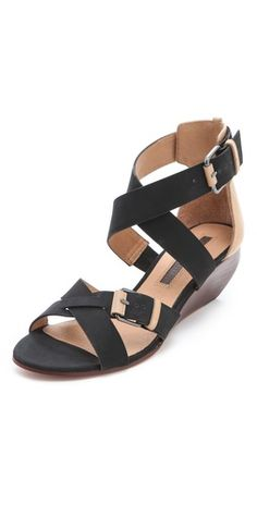 Hate heels? These sandals are a perfect summer alternative!
