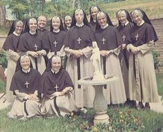 Grey Nuns of Montreal | Grey Nuns (Sisters of Charity of Montreal), 1967 | Obsessed With Nuns