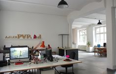 Coworking Space - Geschätzte Kollegen, Berlin, Germany