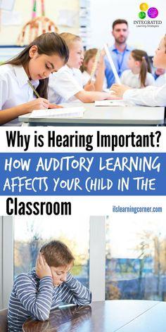 Auditory Learning: How Do We Hear?   ilslearningcorner.com