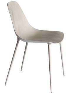 Mammamia Chair - Concrete shell Concrete by Opinion Ciatti £217