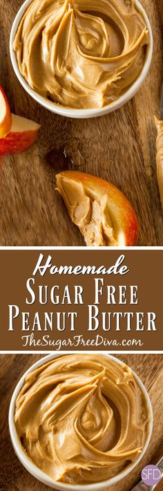 4 Points About Vintage And Standard Elizabethan Cooking Recipes! How To Make Homemade Sugar Free Peanut Butter-Yum So Easy To Make And So Easy To Eat. Sugar Free Desserts, Sugar Free Recipes, Easy Desserts, Sweet Recipes, Dessert Recipes, Fun Recipes, Copycat Recipes, Clean Recipes, Recipe Ideas