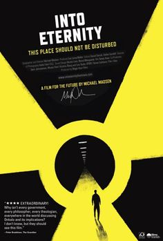 i love how the hazardous materials sign is used as the background for this poster. the designer has the font angled right so it fits and aligns with the angles of the sign.