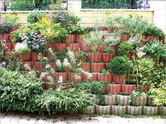 pflanzsteine setzen bepflanzen rund pflanzringe hochbeet. Black Bedroom Furniture Sets. Home Design Ideas