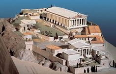 parthenon rendering - Google Search