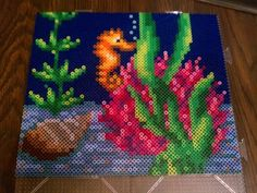 Under the Sea Perler
