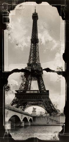Tour Eiffel. S)