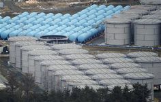 "The amount of wastewater indicating a high radioactivity is growing indefinitely in the Fukushima 1st NPP. The tanks are to break down at a coming ""unexpected"" accident and a large volume of highly contaminated water will rush down into the Pacific Ocean."