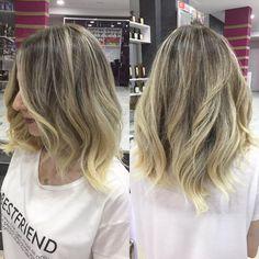 #ombre#doğal#balyaj#röfle#doğal#geçiş#hairstyle#hairstilist#kumral#wellabolndor#blonde#blondehair#kumral#like4like#likeforlike#tagsforlikes#likes4likes#haircolor#saç#tasarım#hair#design#haircity#kuafor#samsun#türkiye#turkey#videography#flipagram http://turkrazzi.com/ipost/1516170362537397133/?code=BUKhOlmBEuN